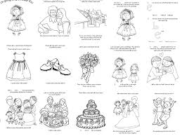 kids activity book printable refrence wedding coloring book pages new pre kids wedding coloring book
