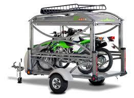 Bike Campers Motorcycle Pop Up Camper Trailers Sylvan Sport