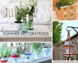 Living Room  Home Decor Ideas For Living Room Summer House Ideas Diy Summer Decorations For Home