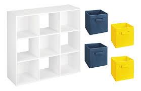 closetmaid cubeicals 9cube organizer espresso shoe mini cube organizer cubeicals organizers