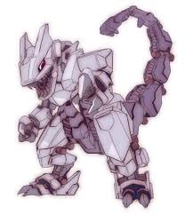 pokémon look really cool as giant mechs