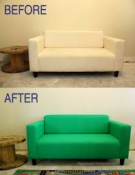 painting fabric furnitureHow to Paint Fabric Furniture  The Budget Decorator