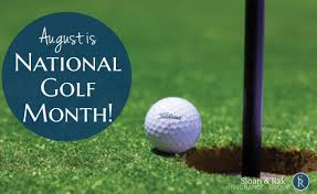 Image result for national golf month