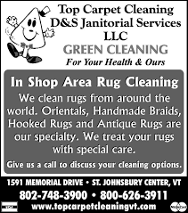 top carpet cleaningd s janitorial servicesllcgreen cleaningfor your health oursin area rug cleaningwe clean rugs
