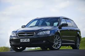 Regular Car Reviews: 2008 Subaru Legacy Spec B : cars