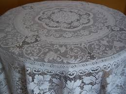 round table toppers linens luxury white lace 70 inch round c581 table cloth topper ham