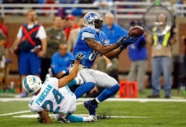 Lions' Calvin Johnson a huge test for Patriots secondary - The Boston Globe