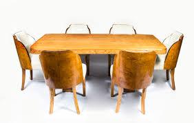 art deco furniture. 07006antiqueartdecodiningtable6cloudback art deco furniture