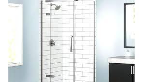 menards shower doors hinged sliding corner sweep single custom sterling tub shower doors seal menards shower