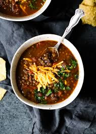 pin this recipe slow cooker taco lentil soup that s both vegan