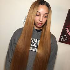 Light Brown Weave Sew In