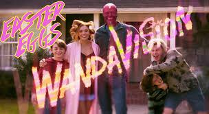 Marvel studios' wandavision is now streaming. Lmjwhlle80ne2m