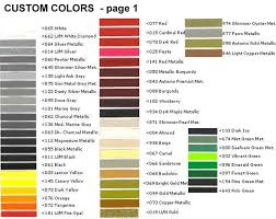 Universal Products Vinyl Color Chart 2006 Mustang Color Chart Related Keywords Suggestions