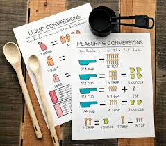 Conversion Chart Quarts To Cups How Many Cups In A Quart