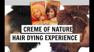 Creme Of Nature Permanent Hair Color Chart Creme Of Nature Hair Color Experience Tips Shemeetscity