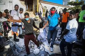 Haiti quake toll soars to 1,297 as ...