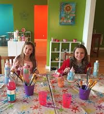 splash studios now open for pottery painting fun and interactive art programs