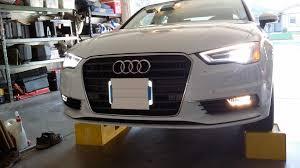 Audi A3 8v Fog Light Bulb Front Fog Lights Retrofit Audi A3 8v 2015 Us Audi Sport Net