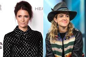 Brad Grey's widow, Cassandra, seems to have moved on with Samantha Ronson |  Page Six