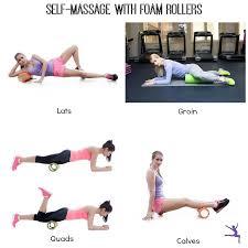 flexibility for gymnasts self mage foam rollers gymnastics