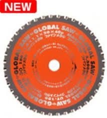 Image result for Lưỡi cưa cắt hợp kim Global Saw