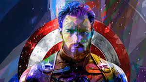 Captain America Abstract Wallpapers ...
