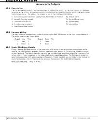 pc0096 fhss transmitter user manual users manual digital dmp xr500 installation manual at Dmp Fire Alarm Wiring Diagrams