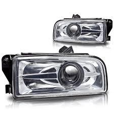 E36 Fog Light Lens Buy Winjet 92 98 Bmw E36 Oem Fog Light Clear In Cheap