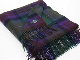 Scottish Blankets And Throws