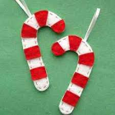 Christmas Decorations With Candy Canes Candy Cane Crafts 100 Homemade Christmas Ornaments and Candy Cane 60