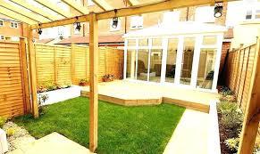 backyard decking designs. Interesting Designs Decking Ideas For Small Gardens Backyard  On Backyard Decking Designs