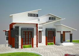 Low Cost Low Budget House Design Low Budget Kerala Home Design With 3d Plan Home Pictures