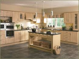 Light Cabinets Light Floors Light Birch Kitchen Cabinets The Color Of These Cabinets Is