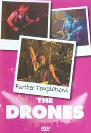The <b>Drones</b> - <b>Further Temptations</b> - DVD - musicMagpie Store