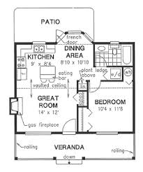 1803 best tiny house favorite plans images on pinterest small House Plans Designs Bungalow this cottage design floor plan is 614 sq ft and has 1 bedrooms and has bathrooms shotgun bungalow house plans designs