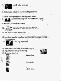 Rpp bahasa jawa materi novel kurikulum 2013. Materi Bahasa Jawa Kelas 1 Cara Golden