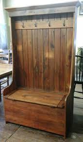 hardwood for furniture. reclaimed barn wood furniture settle bench hall barnwood hardwood for