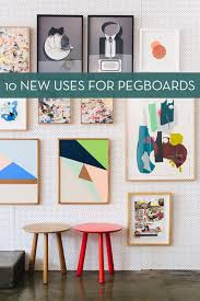 Roundup: 10 Clever Ways To Use Pegboard