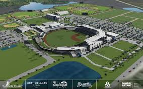 Braves To Open New North Port Stadium March 24 Vs Rays