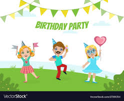 Birthday Boy Banner Design Birthday Party Banner Template Cute Boys And