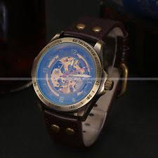 mens watches usa u s a fashion skeleton dial dress men automatic mechanical mens sport watch