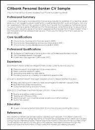 Cv Format For Bank Job – Globalhood.org