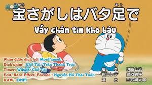 Doraemon Vietsub 2020 Tập 598 Mới Nhất - Vẫy Chân Tìm Kho Báu ...