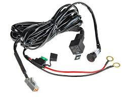 totron wiring harness switch kit com wiring harness kit atp connector for light bars 180w 300w