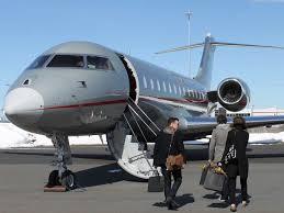 A Flight On Private Jet Co Vistajet Business Insider