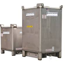 tote tank. metal ibc\u0027s. the leading stainless steel tote tank