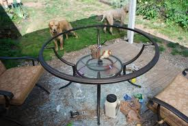 full size of patio flowy hexagon table replacement glass about remodel attractive home design trend with