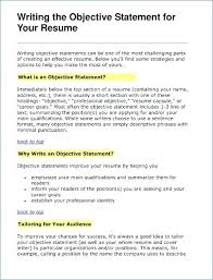 What To Put As Objective On Resume Wonderful 9917 Do You Need Objective On Resume Walteraggarwaltravelsco