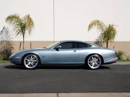 Jaguar XK 8 generations technical specifications and fuel economy