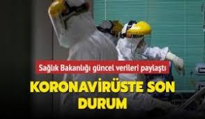 Yine aynı verilere göre, son 24 saatte 18 bin 52 kişi koronavirüse yakalanmıştı. Lc3hse233ib7um